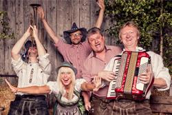 Highfly Partyband Aus Bayern Hochzeit Firmenfeier Bierzelt