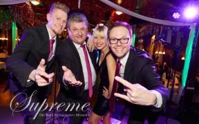 Hochzeitsband Partyband Aus Bayern Ricardo S Band Aus Augsburg
